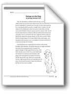 Eulogy on the Dog (Nonfiction)