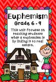 Euphemism and Real Estate