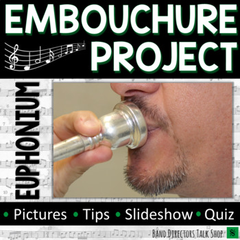 Euphonium Embouchure Project for Beginning Band