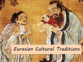 Eurasian Cultural Traditions: World Religions and Philosophies