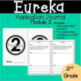 Engage NY / Eureka Application Journal 2nd grade Module 2