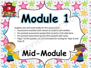 Eureka Assessment PPT for all 6 Modules