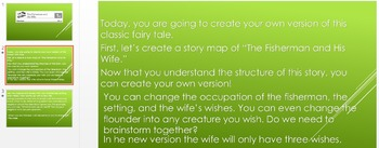 Eureka ELA Engage NY 2nd Grade Unit 1 Lesson 1 The Fisherman and His Wife
