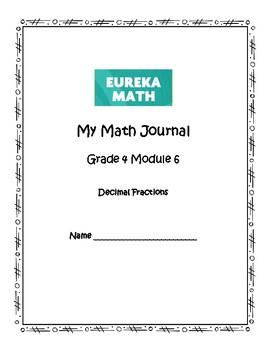 Eureka/EnVision Math Student Journal Grade 4, Module 6