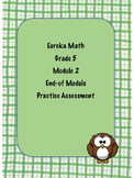 Eureka (Engage NY) 5th Grade Module 2 End-of-Module Practi