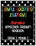 Eureka (Engage NY) Grade 2 Module 2 Application Problem Notebook