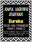 Eureka (Engage NY) Grade 2 Module 2 Focus Wall