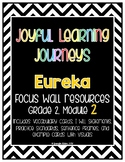 Eureka (Engage NY) Grade 2 Module 2 Focus Wall