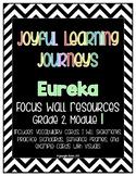 Eureka (Engage NY) Grade 2 Module 1 Focus Wall