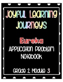 Eureka (Engage NY) Grade 2 Module 3 Application Problem Notebook