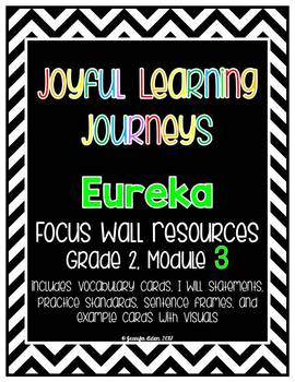 Eureka (Engage NY) Grade 2 Module 3 Focus Wall Resources