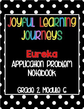 Eureka (Engage NY) Grade 2 Module 6 Application Problem Notebook