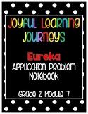 Eureka (Engage NY) Grade 2 Module 7 Application Problem Notebook