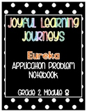 Eureka (Engage NY) Grade 2 Module 8 Application Problem Notebook