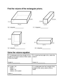 Eureka/ Engage NY Grade 5 Mid-Module 5 Test