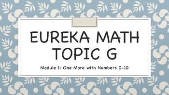 Eureka (Engage NY) Math Kindergarten Module 1 Topic G ANIMATED Powerpoint