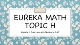 Eureka (Engage NY) Math Kindergarten Module 1 Topic H ANIMATED GROWING BUNDLE