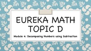 Eureka (Engage NY) Math Kindergaten Module 4 Topic D ANIMATED Powerpoints