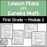 Eureka Engage NY Math Lesson Plans First Grade Module 2