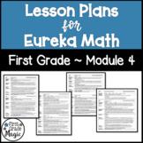 Eureka Math Lesson Plans First Grade Module 4