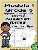 Eureka/Engage NY Module 1 Assessment FREEBIE