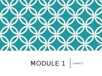 Eureka Engage NY Module 1 Topic A Lesson 2
