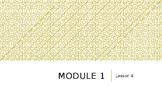 Eureka Engage NY Module 1 Topic A Lesson 4