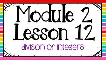 Eureka Engage NY Module 2 Lesson 12 7th Grade