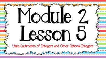Eureka Engage NY Module 2 Lesson 5 7th Grade