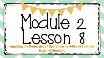 Eureka Engage NY Module 2 Lesson 8 7th Grade