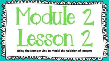Eureka Engage NY Module 2 Lesson 2 7th Grade