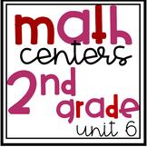 ~Eureka Math Centers~2nd Grade (Module 6)
