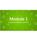 Eureka/Engage New York - Grade 3 - Module 1 End of Module