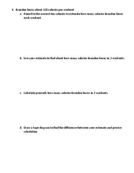 Eureka Math - Grade 3 - Module 2 End of Module Assessment Review