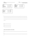 Eureka/EngageNY Grade 4 Module 2 End Assessment Answer Sheet