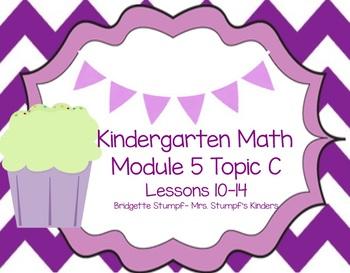 Eureka EngageNY Kindergarten Math Module 5 Topic C (Lesson