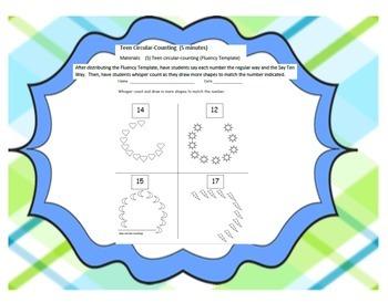 SMARTBOARD Eureka EngageNY Kindergarten Math Module 5 Topic D (Lessons 15-19)