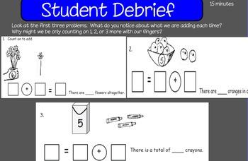 Eureka First Grade Math Module 1 Lesson 14 ActiveInspire Flipchart