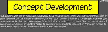 Eureka First Grade Math Module 1 Lesson 20 ActiveInspire Flipchart