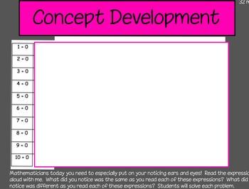 Eureka First Grade Math Module 1 Lesson 22 ActiveInspire Flipchart