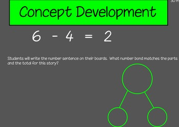 Eureka First Grade Math Module 1 Lesson 25 ActiveInspire Flipchart