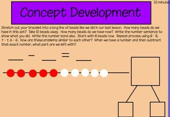 Eureka First Grade Math Module 1 Lesson 34 ActiveInspire Flipchart
