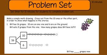 Eureka First Grade Math Module 2 Lesson 12 ActiveInspire Flipchart