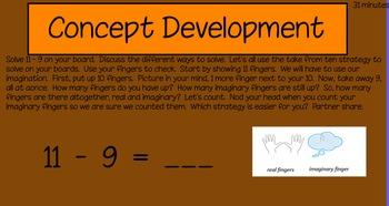 Eureka First Grade Math Module 2 Lesson 16 ActiveInspire Flipchart
