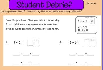 Eureka First Grade Math Module 2 Lesson 28 ActiveInspire Flipchart