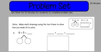 Eureka First Grade Math Module 2 Lesson 4 ActiveInspire Flipchart