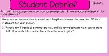 Eureka First Grade Math Module 3 Lesson 6 ActiveInspire Flipchart