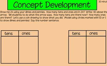 Eureka First Grade Math Module 4 Lesson 12 ActiveInspire Flipchart