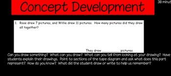 Eureka First Grade Math Module 4 Lesson 21 ActiveInspire Flipchart