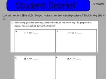 Eureka First Grade Math Module 4 Lesson 29 ActiveInspire Flipchart